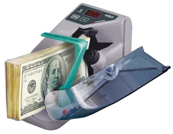 Cassida H50 Currency Counting Machine
