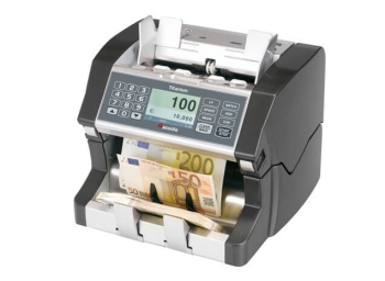 Cassida Titanium Currency Counting Machine- 3 Currencies