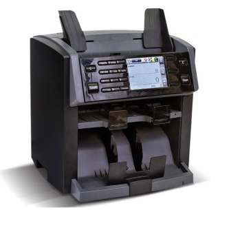 Masterwork Automodules NC-6500 Compact Two Pocket Fitness Banknotes Sorter