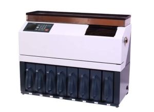 Cassida CS 800 Coin Counter and Sorter